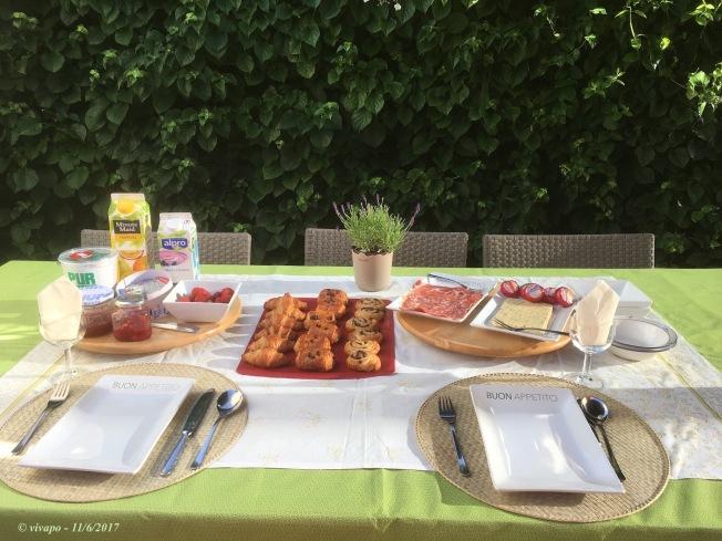 ontbijt op vaderdag