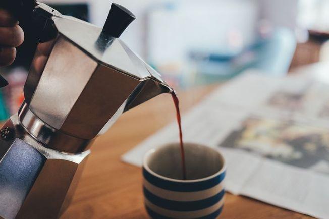 sloten koffie