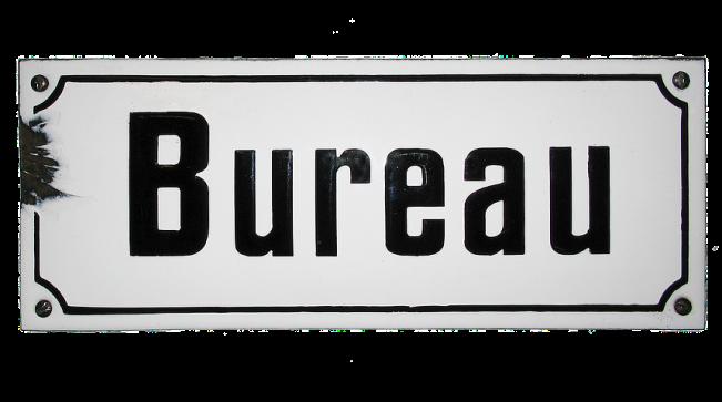 bureau bord