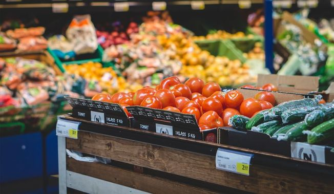 markt groenten