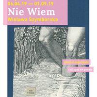 Szymborska flyer